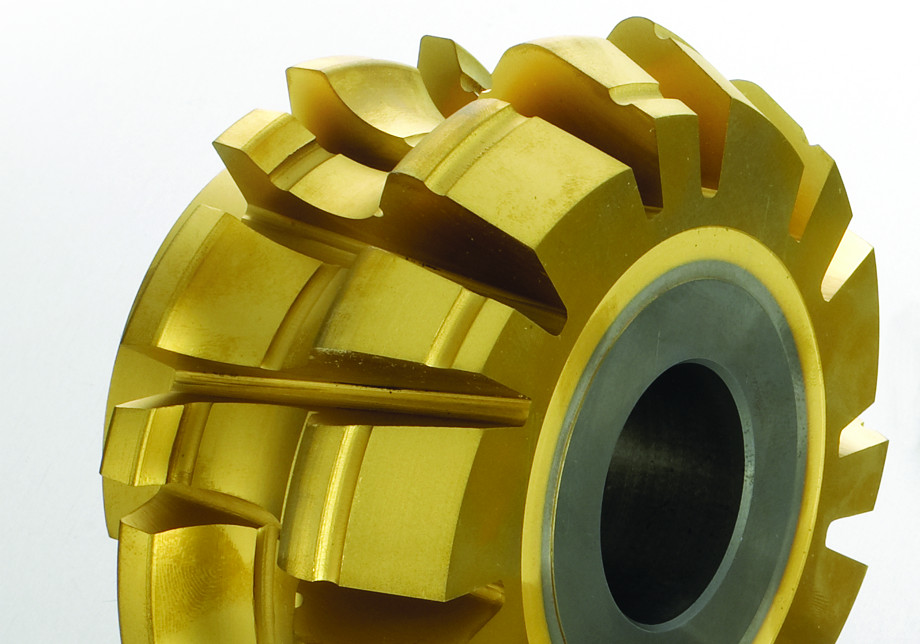 Constant profile logarithmic milling cutters